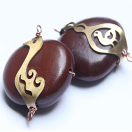 Seeds and Beads JEWELLERY by Falguni Gokhale